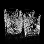 Набор стаканов для виски 320 мл York, 4 шт