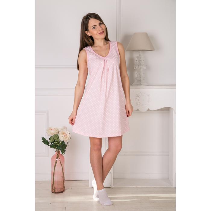 8158be45820 Сорочка женская Лика 155 цвет розовый