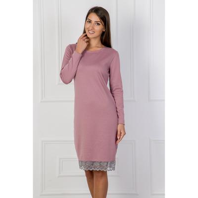 Платье женское Анна 260 цвет розовый, р-р 50