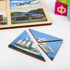 Разрезные картинки «Транспорт» - фото 105598442