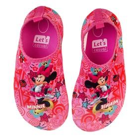 Aqua-shoes children's art. DNK10032-16, color pink, size 34/35