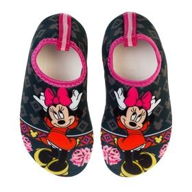 Aqua shoes for children, black color, size 34-35