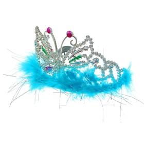 Корона меховая «Бабочка» в Донецке
