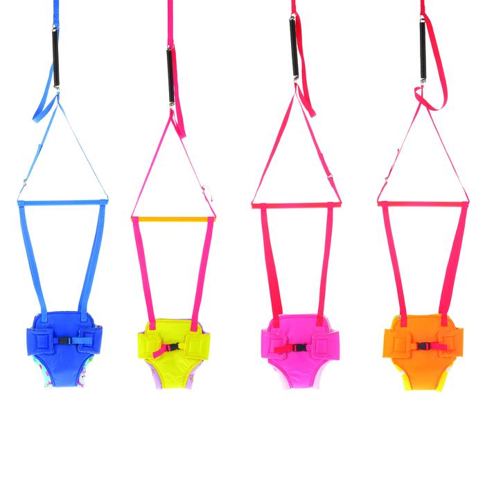 Подарочный набор «Прыгунки № 1 + детские вожжи», цвета МИКС