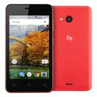 Смартфон Fly FS408 Red, цвет красный