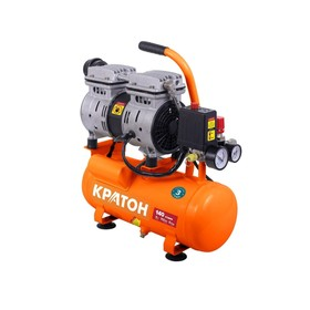 "Компрессор ""Кратон"" AC-140-8-OFS, прямой привод, б/м, 750Вт, 8 бар, 140 л/мин, 8 л"