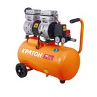 "Компрессор ""Кратон"" AC-180-24-OFS, прямой привод, б/м, 1000 Вт, 8 бар, 180 л/мин, 24 л"