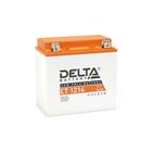 Аккумуляторная батарея Delta СТ1214(YTX14-BS,YTX14H-BS,YTX16-BS,YB16B-A)12V, 14 Ач прямая