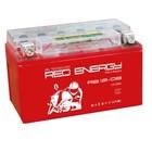 Аккумуляторная батарея Red Energy RE 12-08(YT7B-BS, YT7B-4, YT9B-BS)12V, 8 Ач прямая(+-)