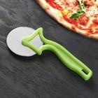 Нож для пиццы и теста 16 см, микс