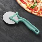 Нож для пиццы и теста 16 см, микс - фото 308029016