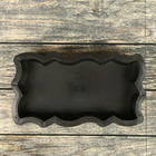 Форма для тротуарной плитки «Волна Зигзаг», 26 × 13 × 5.6 см, Ф11004
