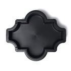 Форма для тротуарной плитки «Клевер», 26.5 х 22 х 5.6 см, гладкая, Ф11019