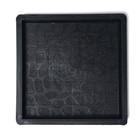 Форма для тротуарной плитки «Галька», 25 × 25 × 2,5 см, Ф32001
