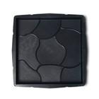Форма для тротуарной плитки «Плита. Облако», 35 х 35 х 4 см, Ф13002