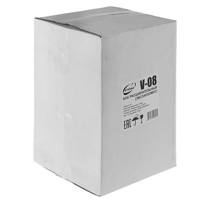 Бак расширительный ETERNA , для систем отопления, 8 л