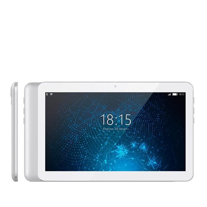 "Планшет BQ 1081G 3G White, 10,1"", TN, 1024x600, Quad Core, 1+8GB, 0.3+2, 4000mA, белый"