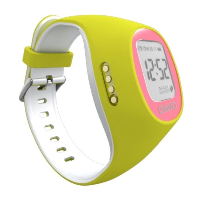 Умные часы Lexand Kids Rada, GSM/GPS, желтые