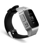 Умные часы SmartBabyWatch D99, детские, цвет серебро