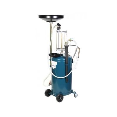 Установка пневматическая Forsage F-TRG2090, для удаления отработанного масла, 90л, 5 щупов
