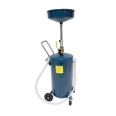 Емкость для слива масла Forsage F-ODT18, с воронкой, 68 л