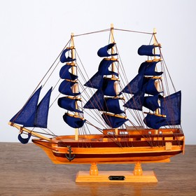 Корабль сувенирный средний «Пиллау», 45х9х41 см