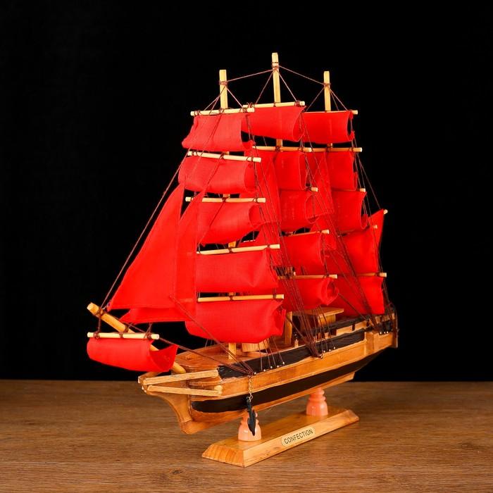 картинки сувенирного кораблика с парусами