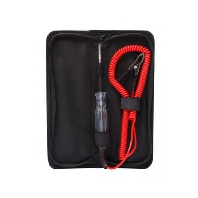 Пробник автомобильный Forsage F-01M0118, цифровой, 6-48 V, длина провода 3.5 м, в сумке