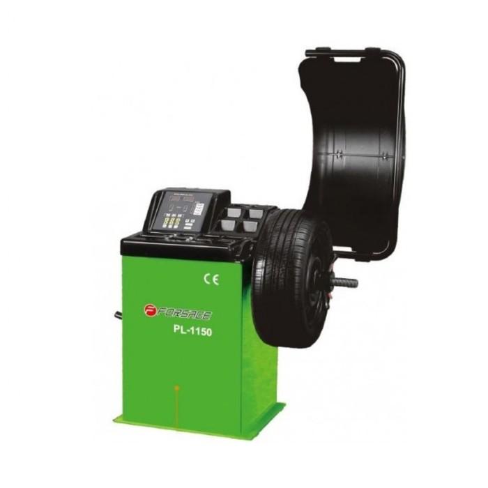 "Стенд балансировочный Forsage F-PL-1150, до 65 кг, ± 1гр., Ø 10"" - 24"", ширина: 1.5"" - 20"""