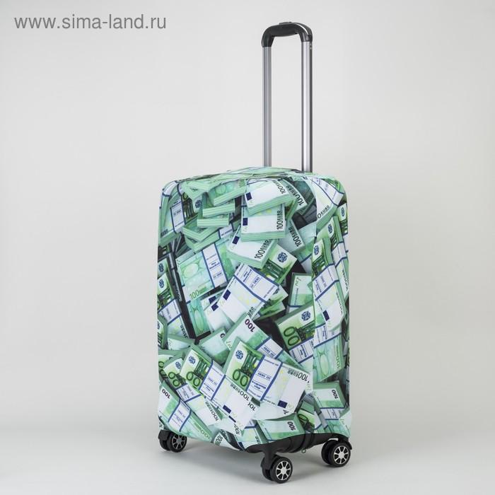 """Чехол для чемодана RATEL 20"""", 36*24*49, """"Валюта"""""""