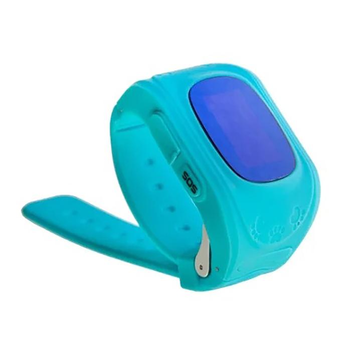 Часы умные детские Prolike PLSW50BL, голубые