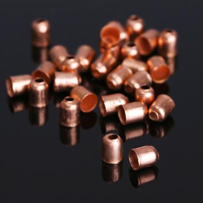 Концевик 4*5 мм (набор 30шт) СМ-140, цвет меди