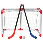 """Комплект для игры в хоккей с мячом, флорбол  """"Junior Hockey"""""""