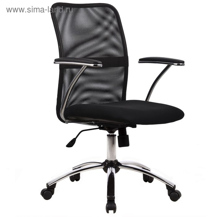 Кресло FK-8 Ch, чёрное