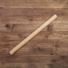 Палка гимнастическая, деревянная, 50 см