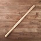 Палка гимнастическая, деревянная, 70 см