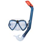 Набор для плавания Ever Sea, маска, трубка, от 7 лет, цвета МИКС, 24027 Bestway