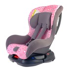 "Support car seat, group 0+/1, color pink/gray ""Pink dreams"""