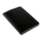"""Чехол для планшета Duplex, универсальный 7"""", черный кожзам"""