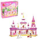 Конструктор «Розовая мечта: замок», 385 деталей - фото 105509559