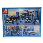 Конструктор «Военная полиция: Спецназ», 499 деталей - фото 106525901