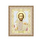Схема для вышивки бисером «Святой Александр»