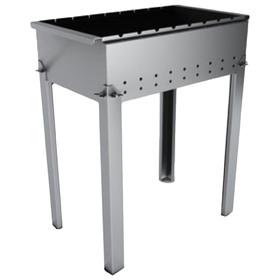 Мангал стационарный Family grill, 72 х 41 х 81 см