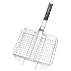 Решетка-грильсо съёмной ручкой FORESTER MOBILE, универсальная, 24 х 30 см
