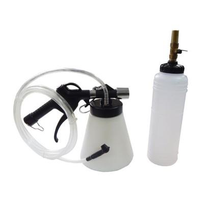 Приспособление для замены тормозной жидкости Partner PA-B1070, пневм., мерный бачок