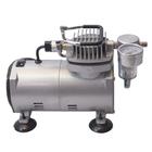 Миникомпрессор поршневой Partner AS18, с фильтром, для аэрографа, 2.8 бар, 23 л/мин