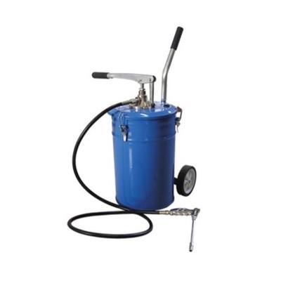 Емкость для нагнетания густой смазки Partner PA-1001, 20 л, с ручным насосом