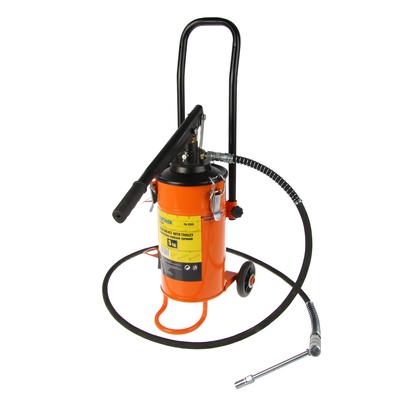Нагнетатель смазки Partner PA-2095, ручной, ремкомплект к штоковому механизму, 5л, 22атм