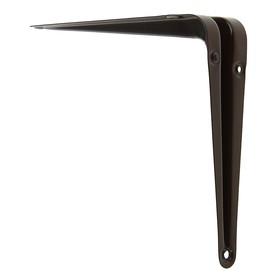 Кронштейн PALLADIUM, 175х150 мм, коричневый Ош