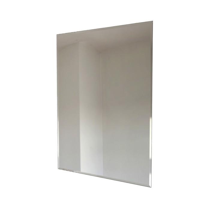 Зеркало 60х80 см, 4 мм, фацет 10 мм, арт_32-2